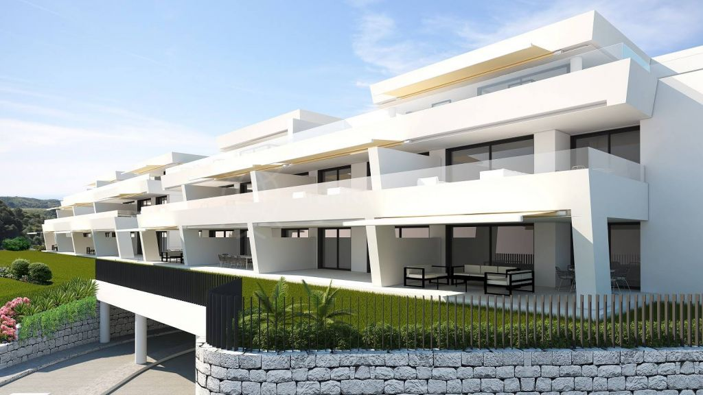 Nueva Andalucia, Contemporary new 2 bedroom apartment for sale in Nueva Andalucia, Marbella