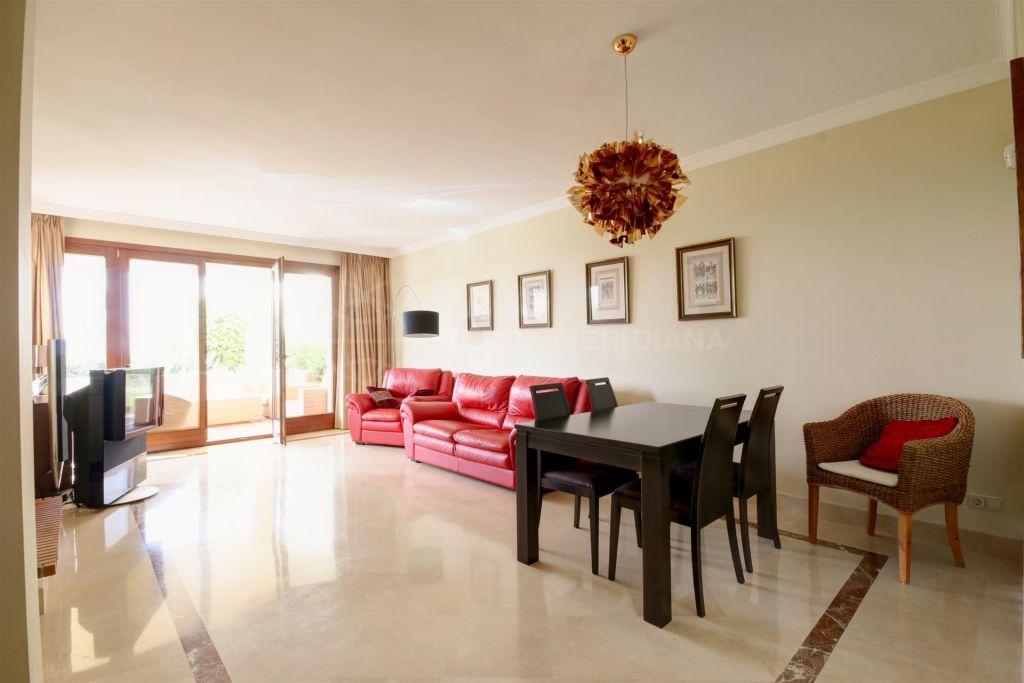 Appartement rez de chaussée  à louer à  Bahía del Velerín - Estepona Appartement rez de chaussée