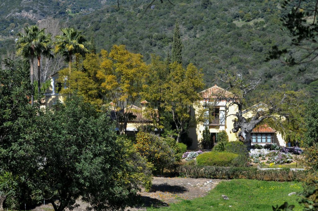 Gaucin, Beautifully presented one of a kind country estate with private golf course for sale in Gaucin, Málaga