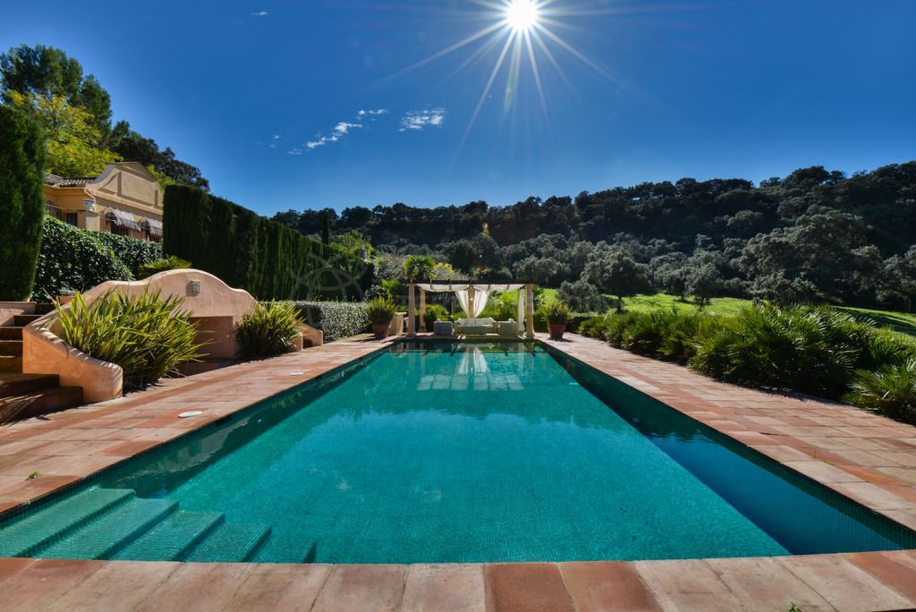 Ronda, Spectacular country estate with vineyard in Ronda, Malaga