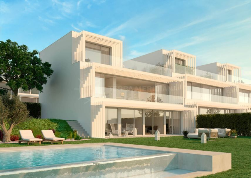 Sotogrande, Brand-new elegant contemporary home for sale in La Reserva de Sotogrande, Sotogrande, Cádiz