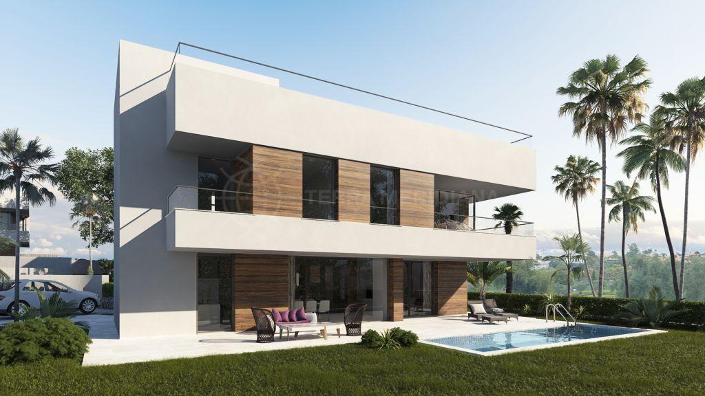 Estepona, Brand new stunning luxury villa for sale in El Campanario, Estepona