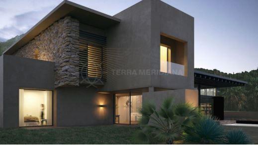 Marbella Golden Mile, Stunning architectural villa for sale in the highly prestigious neighbourhood of Cascada de Camojan, Marbella Golden Mile