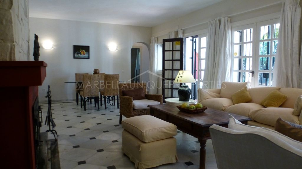 Charming traditional Andalusian villa in El Paraiso Barronal