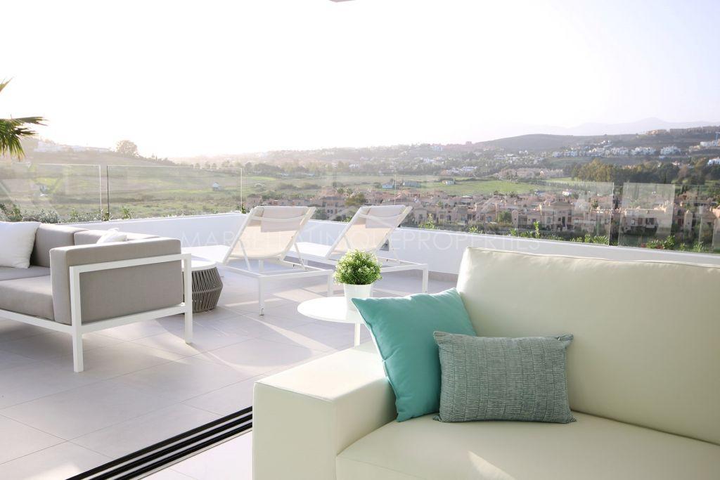 Magnificent designer duplex apartment full of natural light in Marbellas New Golden Mile
