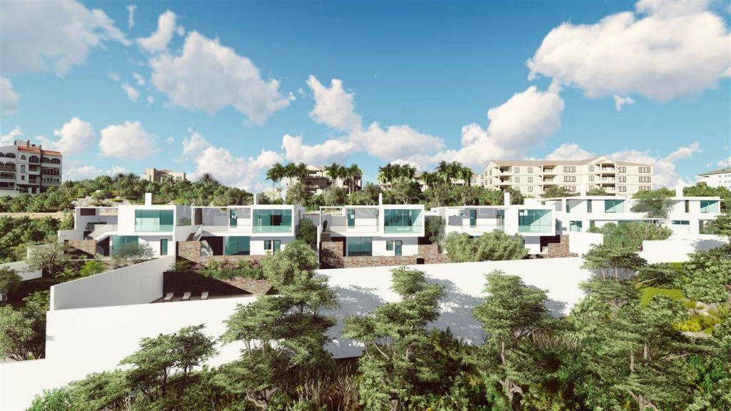 Modern and luxury brand new independent villas in La Cala de Mijas
