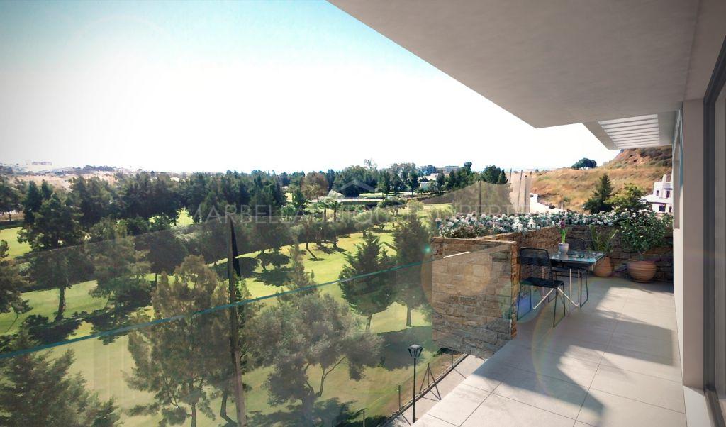 Beautiful luxury 3 bedroom ground floor apartment for sale in La Cala de Mijas