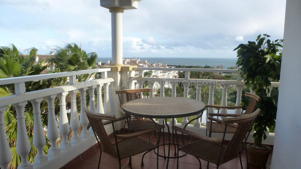 4 bedroom apartment on the Golden Mile with wonderful sea views