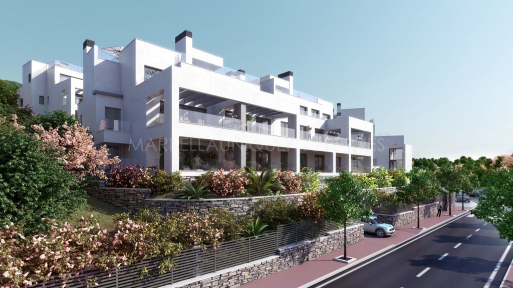 4 bedroom duplex penthouse in Cañada Homes, Marbella
