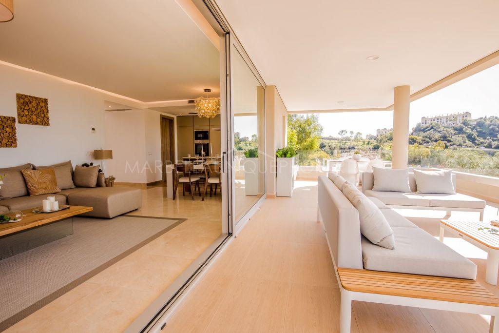 Brand new 3 bedroom duplex penthouse in Botanic, Los Arqueros