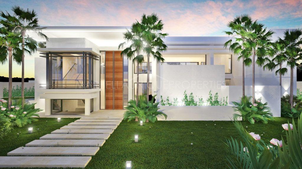 Contemporary style villa in Casasola