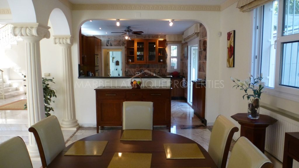 Spectacular home for rent in Marbesa, Marbella East