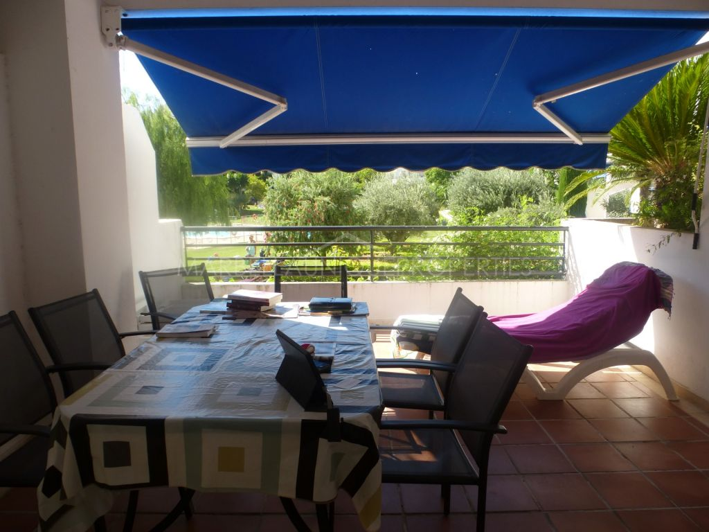 Ground floor apartment in Las Terrazas de Banus