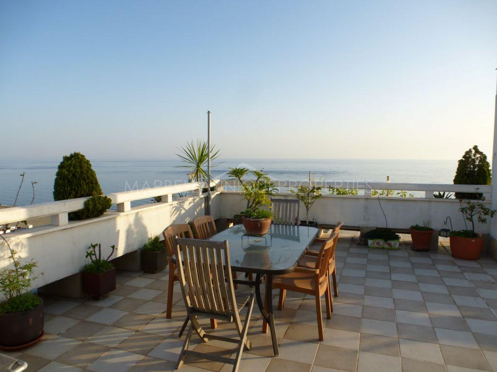 Magnifique penthouse duplex avec grande terrasse au centre de Marbella