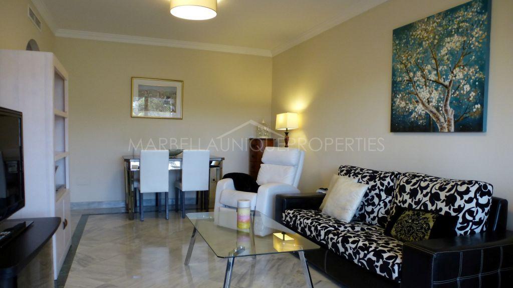 Apartment for rent in Nueva Andalucia
