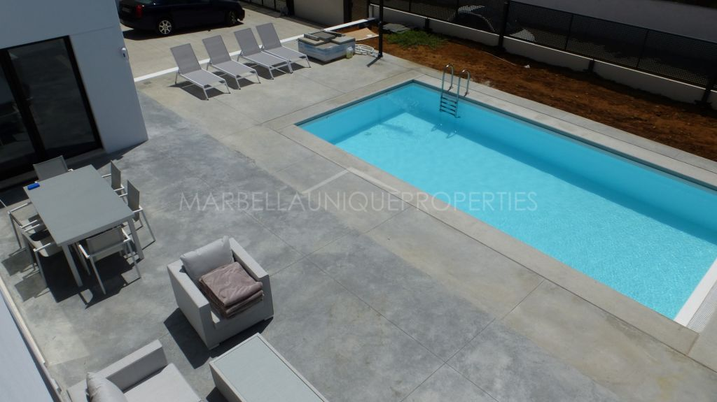 Villa modular a estrenar con muy buenas calidades, lado playa en San Pedro