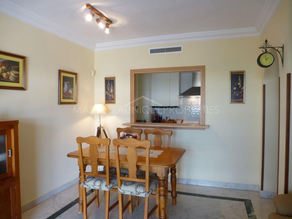 A classical style quality apartment in Marina Banus, Puerto Banus