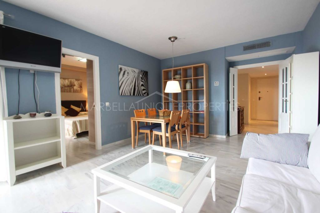 Gorgeous ground floor apartment in Aldea Hills, Manilva