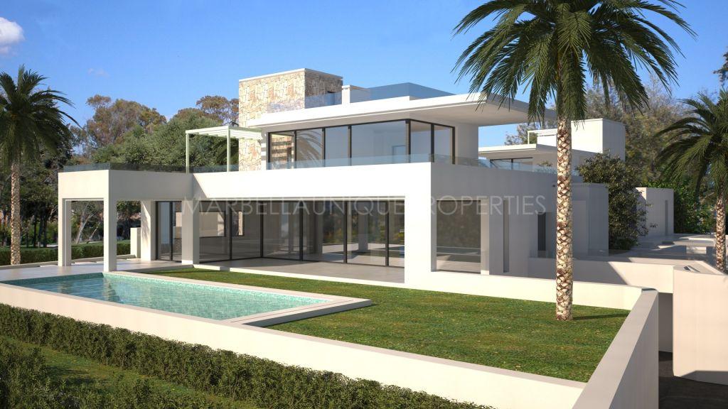 Spectacular brand new modern villa in Casasola, Estepona