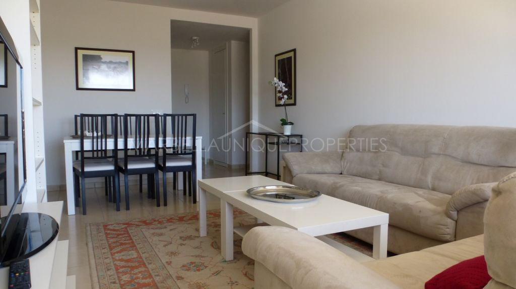 A good apartment in Albatross in Nueva Andalucia
