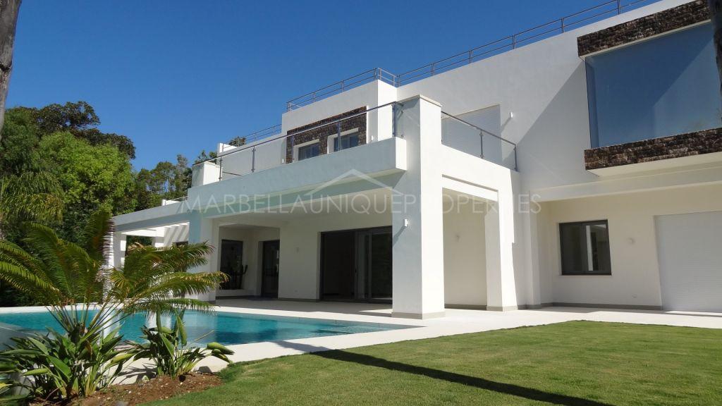 Stunning brand new villa for sale in Casasola, Estepona