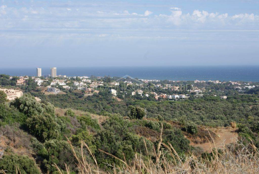 Very large plot in Las Chapas, Marbella East