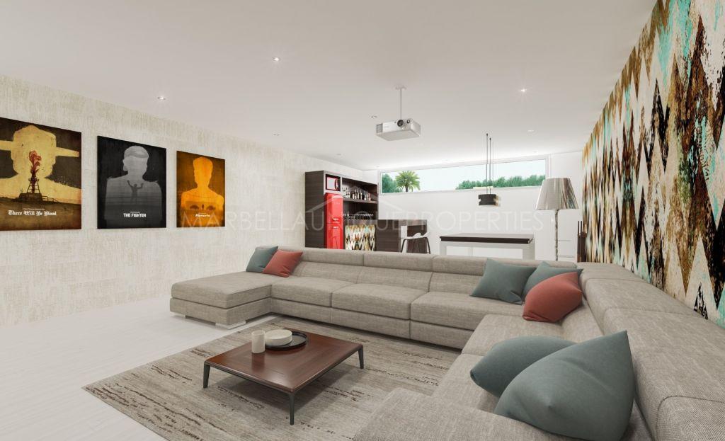 Spectacular and modern new built villa in Casasola, Estepona