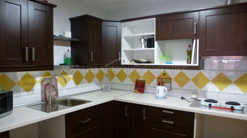Cosy apartment for rent in El Paraiso Alto, Benahavis