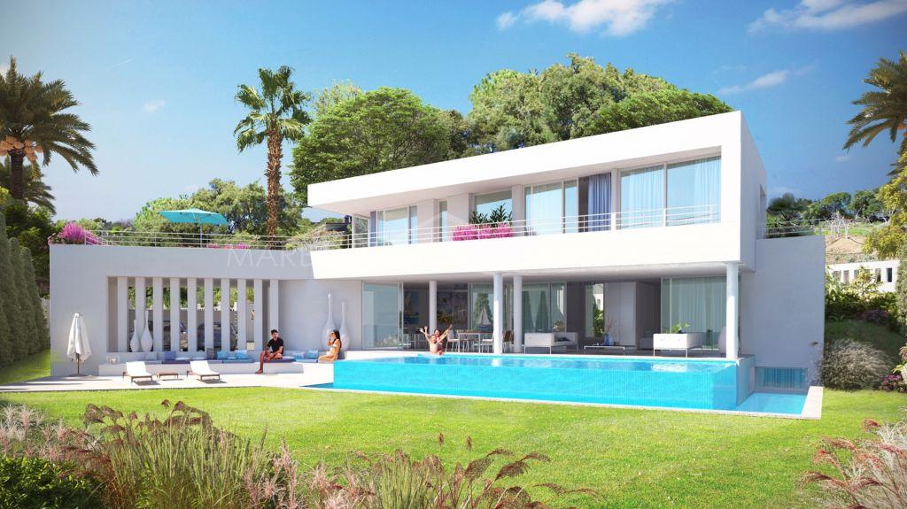Fantastic brand new 3 bedroom villa in Elviria