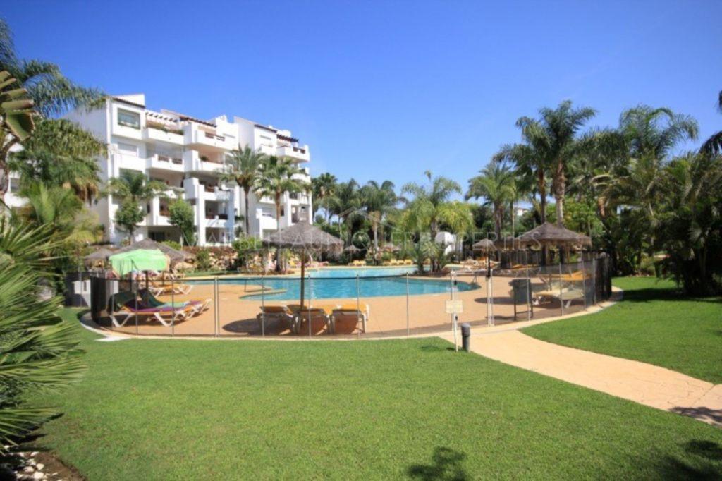 Charming ground floor apartment beachside in Costalita