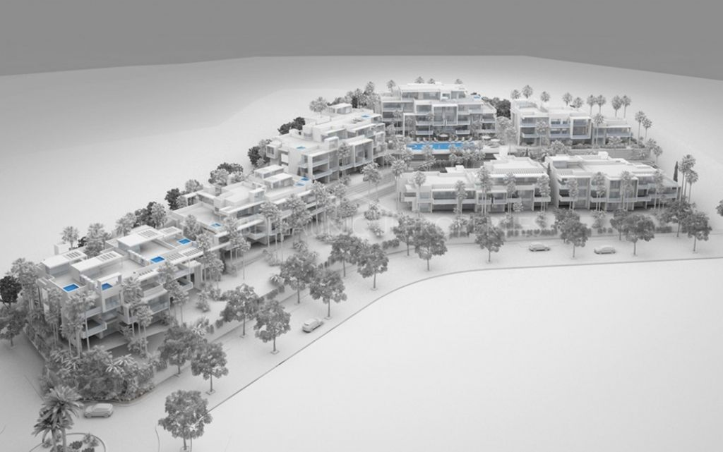 A brand new energy conscious residential complex in Estepona