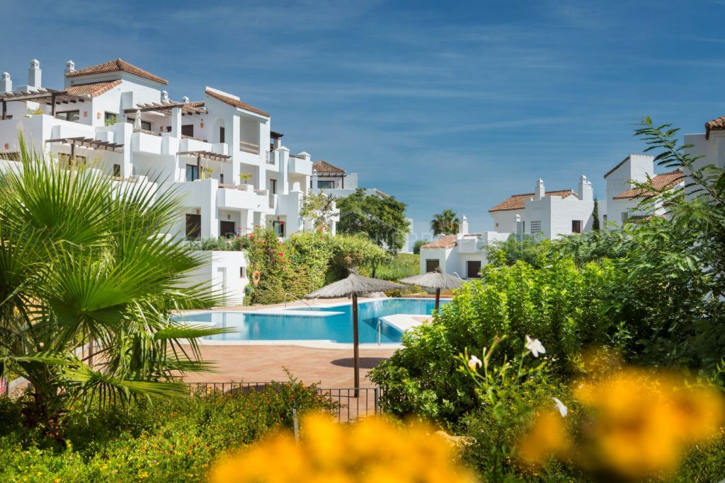 Beautiful beachside and golf townhouse in La Alcaidesa, Sotogrande