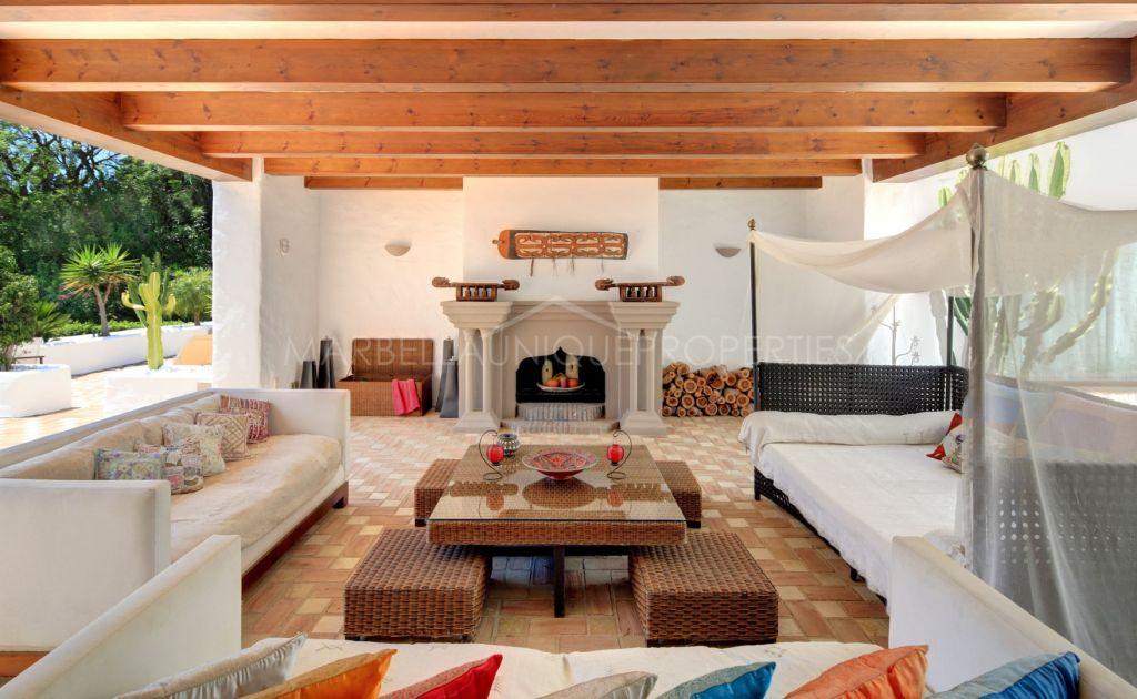 Magnificient top quality villa in Atalaya de Rio Verde, Puerto Banus
