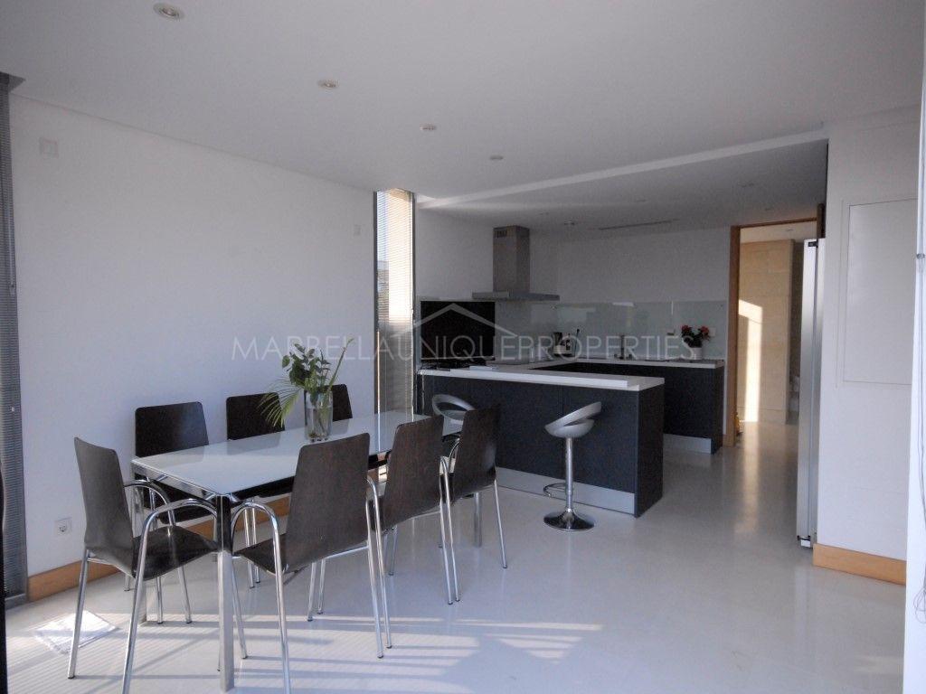 Stunning first line villa, Marbella east