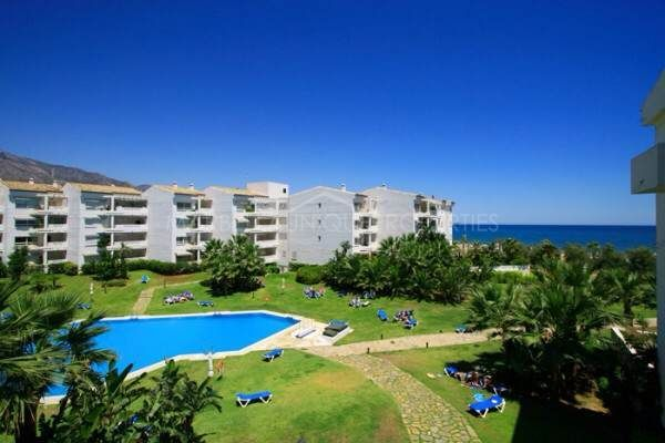 Ground floor apartment in Playa Rocio, Puerto Banus