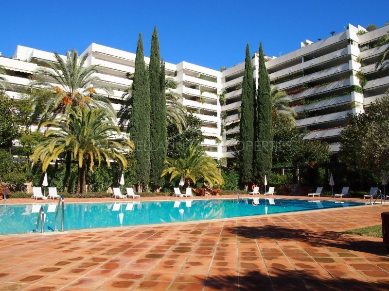 Lovely apartment for rent in Marbella town