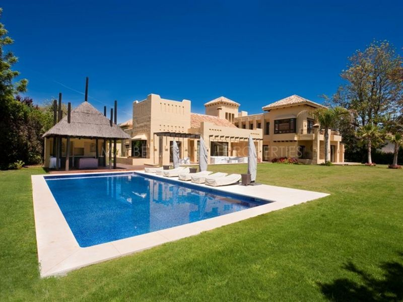 Villa for rent in San Pedro de Alcantara