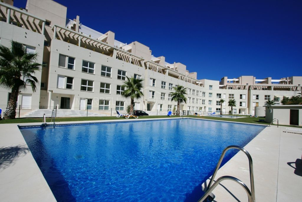 Ground Floor Apartment for rent in Nueva Andalucia