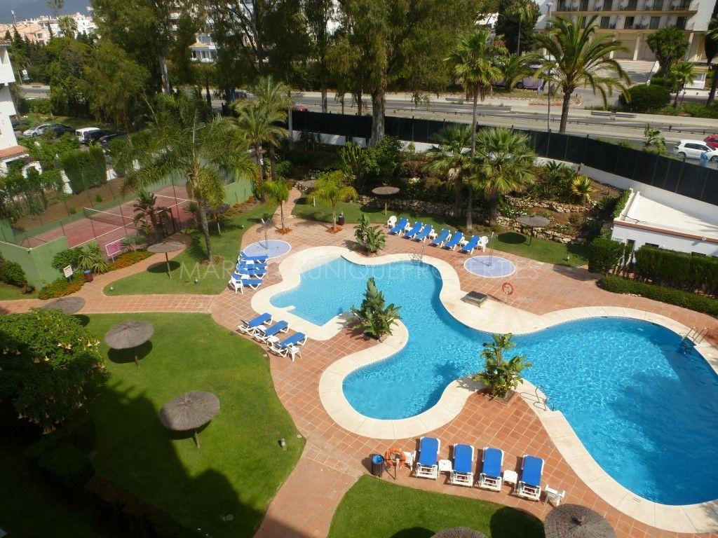 Charming apartment with fantastic views in Puerto Banus