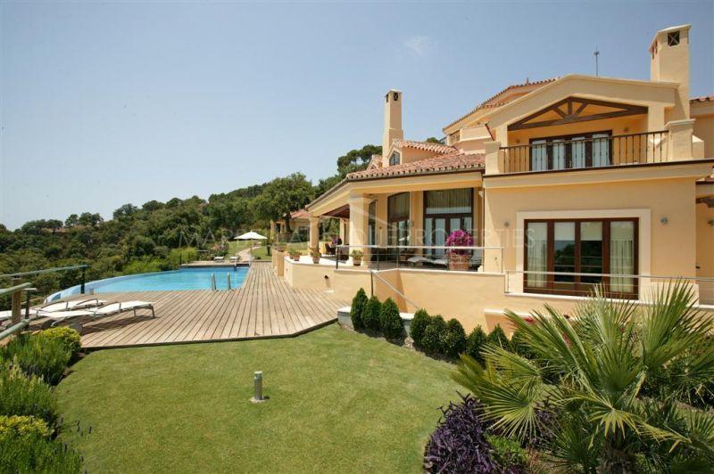 Stunning Spanish style villa in the prestigious La Zagaleta