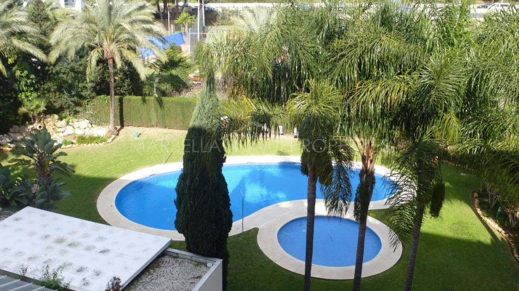 Fantastic apartment in Puerto Banus