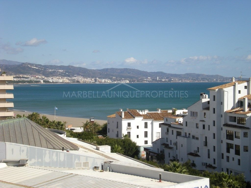 2 BEDROOMS APARTMENT IN THE HEART OF PUERTO BANUS