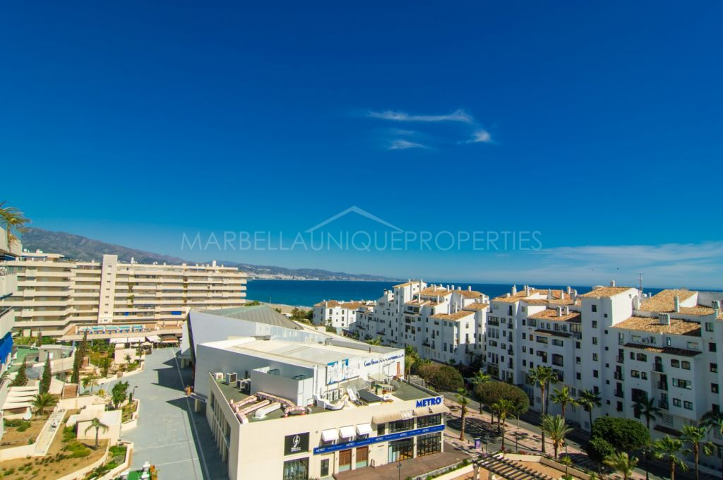 NICE AND BRIGHT APARTMENT IN THE HEART OF PUERTO BANUS