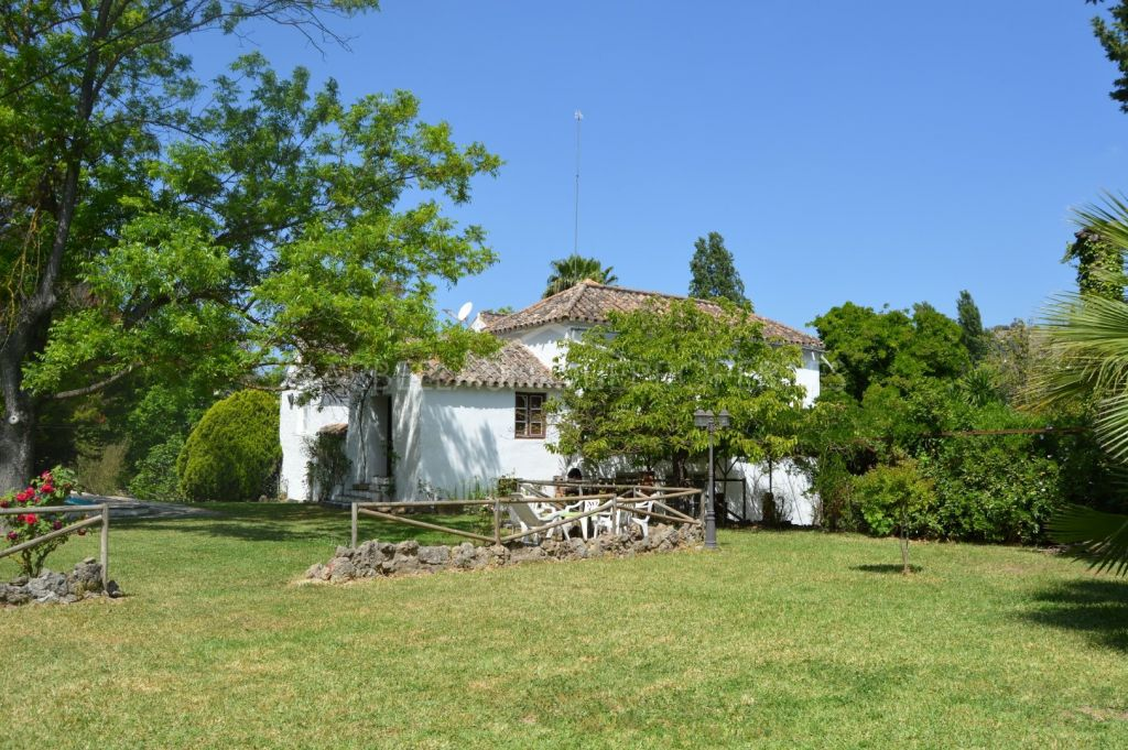 Charming country house style Andalusian near Coin village