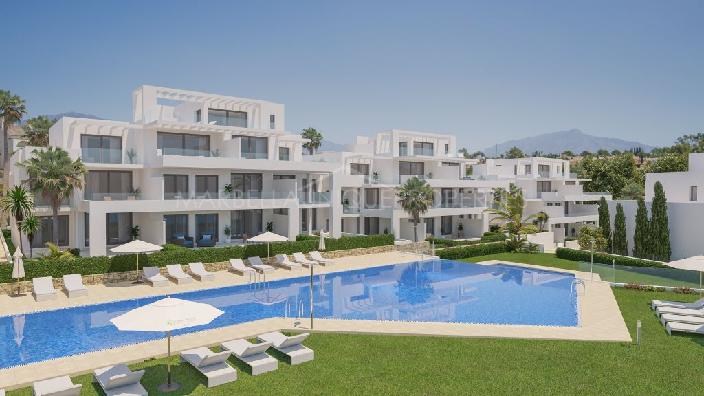 Cortijo del Golf - Apartamentos, Apartamentos Planta Baja y Aticos en El Campanario