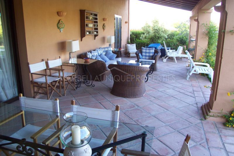 Villa with spectacular views to La Concha