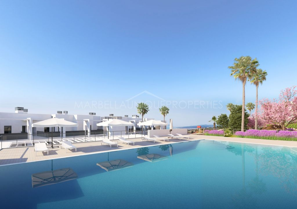 A stylish contemporary 2 bedroom apartment in Manilva