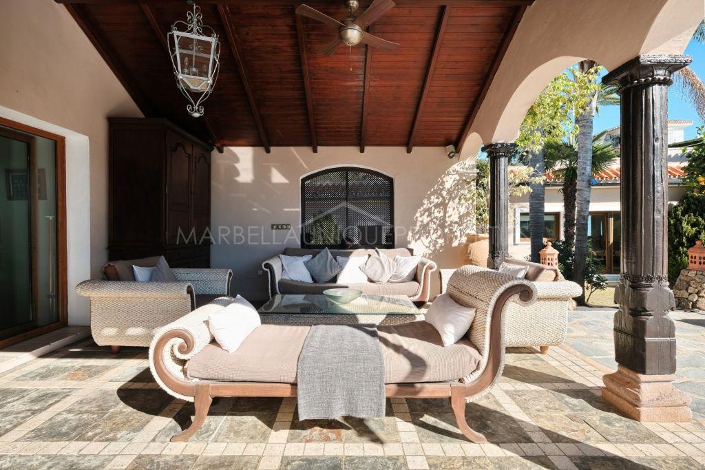 Beautiful 4 bedroom family villa in Elviria, Marbella East