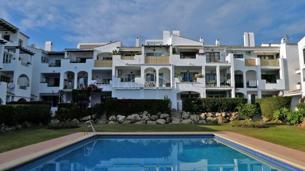 Comfortable 3 bedroom ground floor apartment in El Pilar, Estepona