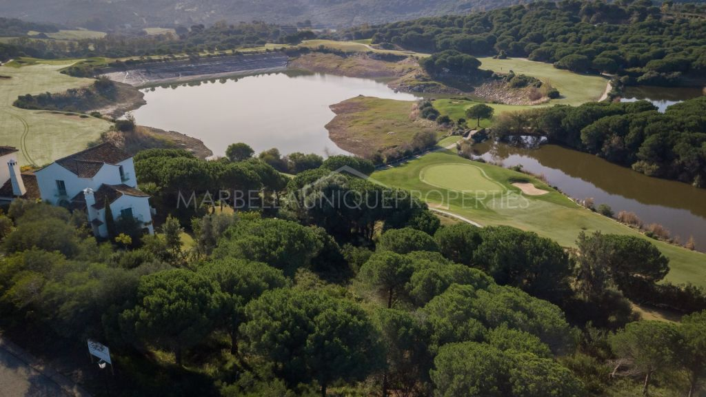 Amazing plot with stunning golf views in Sotogrande, San Roque